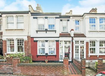 Thumbnail 3 bed terraced house for sale in Dalmally Road, Croydon