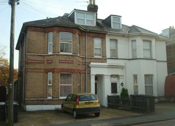 Thumbnail 3 bed flat to rent in Southcote Road, Bournemouth
