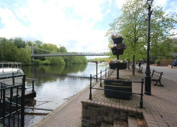 Thumbnail 2 bed property to rent in The Groves, Chester