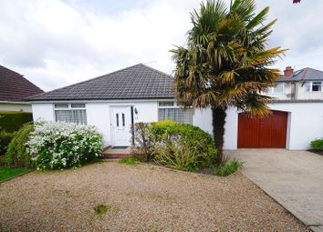 Thumbnail 3 bed detached bungalow for sale in Ringwood Road, Parkstone, Poole