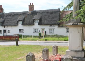 Thumbnail 3 bed cottage for sale in The Street, South Lopham, Diss
