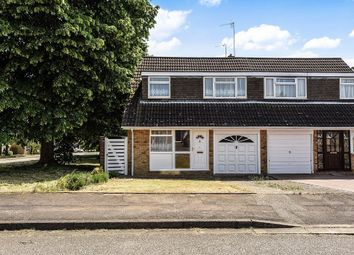 Thumbnail 3 bed semi-detached house to rent in Draycott Close, Northampton
