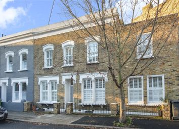 Leathwell Road, St Johns SE8. 3 bed end terrace house for sale