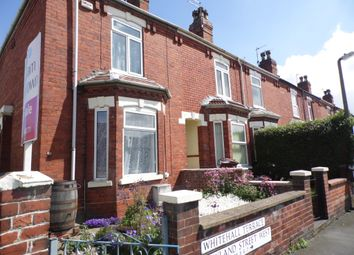 Thumbnail 3 bed end terrace house for sale in Whitehall Terrace, Lincoln