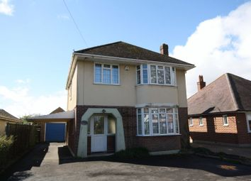 Thumbnail 3 bed detached house for sale in Fairmile Road, Christchurch