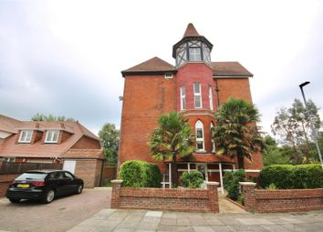 Thumbnail 3 bed flat to rent in Craneswater Park, Southsea