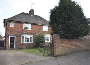 Thumbnail 3 bed semi-detached house for sale in Park Lane, South Ockendon
