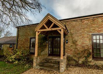 Thumbnail 2 bed barn conversion to rent in Church Lane, Mursley, Buckinghamshire