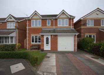 Thumbnail 4 bed detached house for sale in Woodlands Grange, Newcastle Upon Tyne