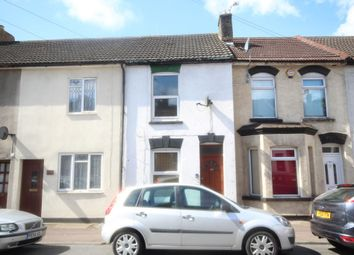 Thumbnail 3 bed terraced house to rent in Thorold Road, Chatham