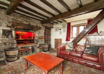 Thumbnail 3 bed farmhouse for sale in Mottram, Hyde
