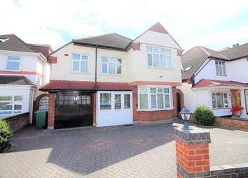 Thumbnail 4 bed detached house for sale in Minterne Avenue, Norwood Green