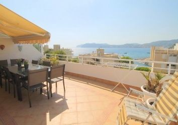 Thumbnail 3 bed apartment for sale in Costa De La Calma, Balearic Islands, Spain