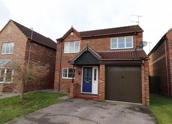 Thumbnail 4 bed property for sale in Rivermead Close, Lincoln