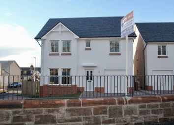 Thumbnail 4 bed detached house for sale in Grange Road, Alloa