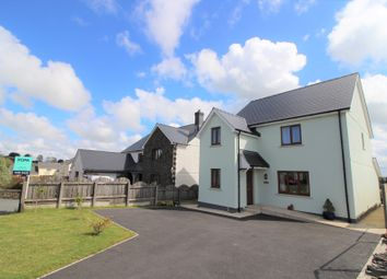 Thumbnail 3 bed detached house for sale in Croeslan, Llandysul