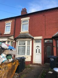 Thumbnail 3 bed terraced house to rent in Ash Road, Saltley, Birmingham