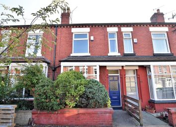 Thumbnail 2 bed terraced house for sale in Norwood Avenue, Didsbury, Manchester