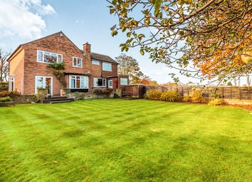 Thumbnail 4 bed detached house for sale in Herringthorpe Valley Road, Rotherham