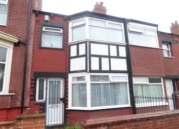 Thumbnail 3 bedroom terraced house for sale in Nowell Crescent, Harehills