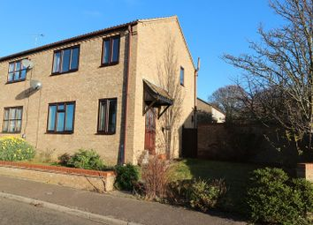 Thumbnail 3 bed semi-detached house for sale in William Groom Avenue, Dovercourt, Harwich