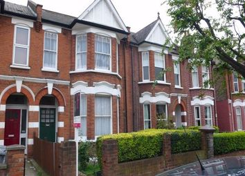 Thumbnail 3 bed flat to rent in Holland Road, Kensal Rise, London