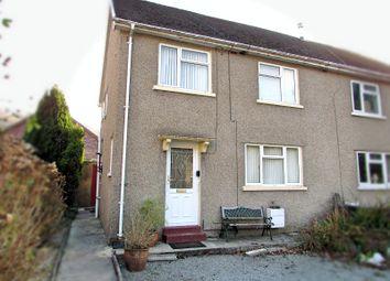 Thumbnail 3 bedroom semi-detached house for sale in Brodawel, Pont Nedd Fechan, Neath, Neath Port Talbot.