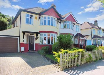 Thumbnail 3 bed semi-detached house for sale in South Way, Shirley, Surrey