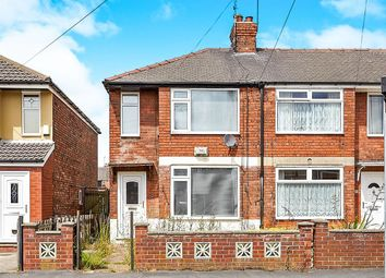 Thumbnail 2 bed terraced house to rent in Westlands Road, Hull