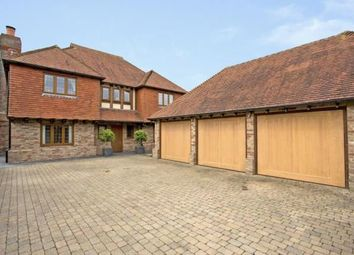 Thumbnail 6 bed detached house for sale in Back Lane, Cross In Hand, Heathfield, East Sussex