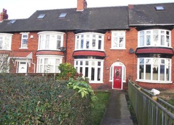 Thumbnail 3 bedroom terraced house for sale in Clairville Road, Middlesbrough