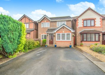 Thumbnail 3 bed detached house for sale in Clos Dwyerw, Castle View, Caerphilly