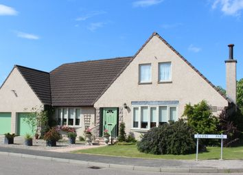 Thumbnail 4 bed detached bungalow for sale in Glebe Park, Dyke, Forres