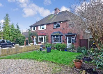 Thumbnail 3 bed semi-detached house for sale in Buckhurst Avenue, Carshalton, Surrey