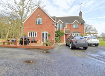 Thumbnail 5 bed detached house for sale in Stratford Road, Hockley Heath, Solihull
