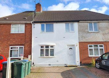 Thumbnail 3 bed terraced house for sale in Duke Barn Fields, Coventry