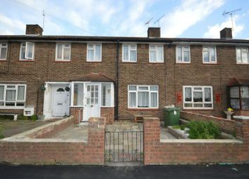 Thumbnail 3 bed terraced house for sale in Murray Square, Custom House, London