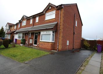 Thumbnail 3 bed end terrace house for sale in Elwick Drive, Liverpool, Merseyside