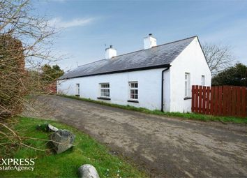 Thumbnail 3 bedroom cottage for sale in Craigboy Road, Donaghadee, County Down