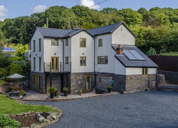 Thumbnail 4 bed detached house for sale in The Old Bakehouse, Parkway, Ledbury, Herefordshire