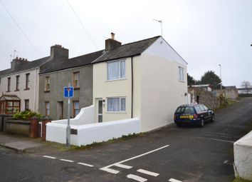 Thumbnail 2 bed end terrace house for sale in Front Street, Pembroke Dock