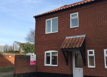 Thumbnail 3 bedroom terraced house to rent in St. Johns Court, Swaffham