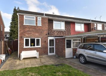 Thumbnail 3 bed end terrace house for sale in Blackwater, Camberley