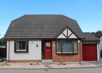 Thumbnail 3 bed detached house for sale in Mannachie Avenue, Forres