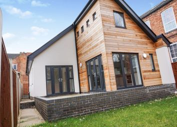 Thumbnail 4 bed detached bungalow for sale in Garendon Road, Shepshed