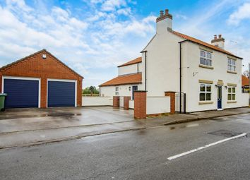 Thumbnail 4 bed detached house for sale in Canal Lane, West Stockwith, Doncaster