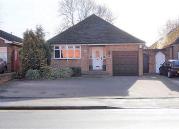 Thumbnail 4 bed detached bungalow for sale in Vicarage Road, Stourbridge