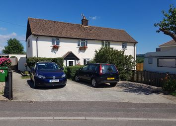 Thumbnail 2 bed semi-detached house for sale in Waggs Plot, Colston, Axminster