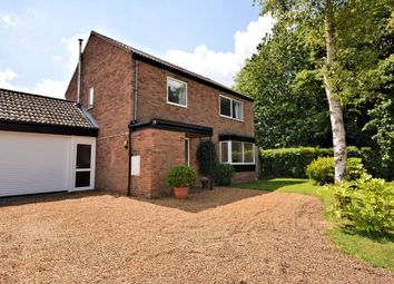 Thumbnail 4 bedroom link-detached house for sale in Conference Way, Colkirk, Fakenham