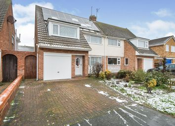 3 bed semi-detached house for sale in Calder Road, Lincoln, Lincolnshire LN5